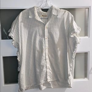 Madewell button down size small